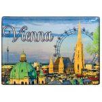 FM 722 FotoMagnete Epoxy kurz Vienna Panorama Tag 0,65